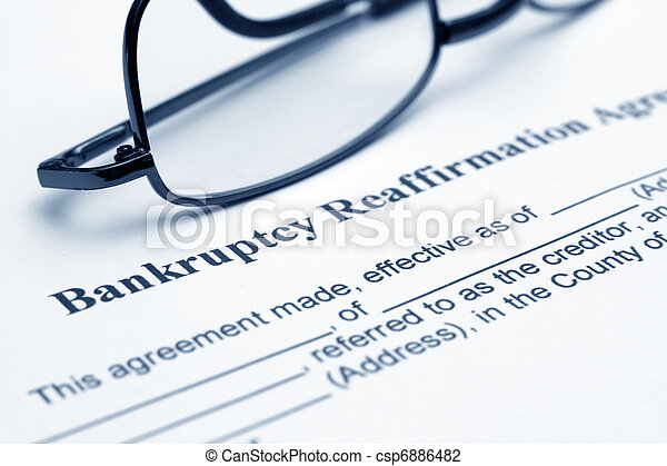 Bankruptcy Reaffirmation Agreement