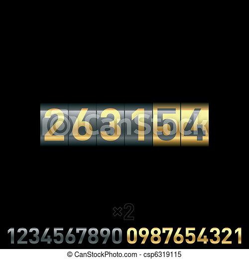 Counter - csp6319115