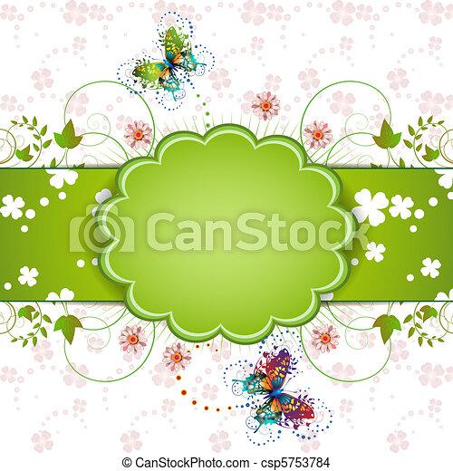 Banner design - csp5753784