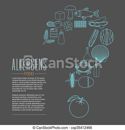 Vector design element für artikel, banner, plakat ...