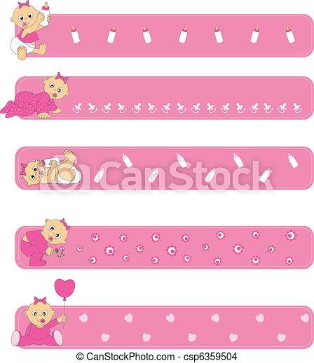 banners baby girl