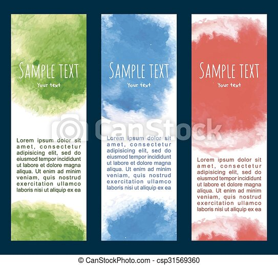 banners - csp31569360