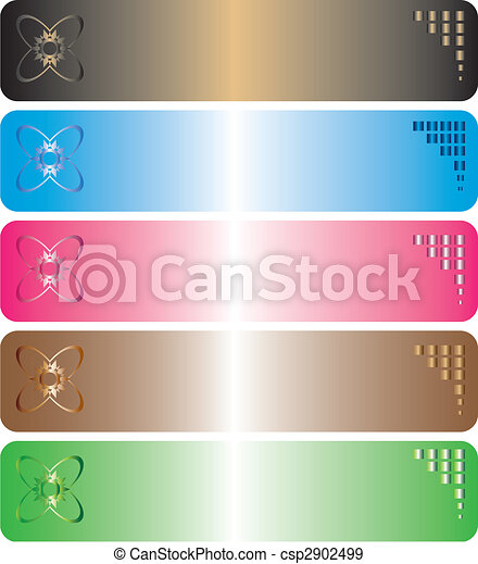 banners - csp2902499