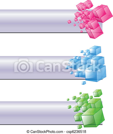 Banners - csp6236518