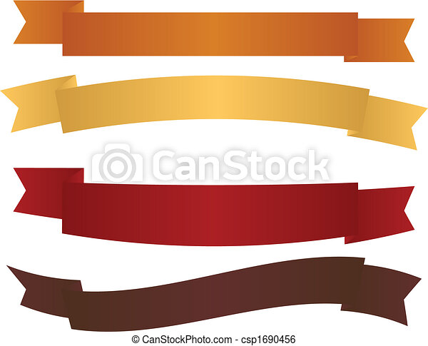 Banners - Vector image - csp1690456