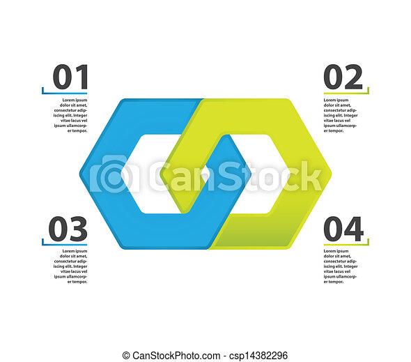bannière, conception, gabarit, spécial - csp14382296