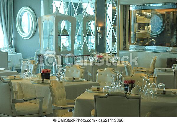 Banquet hall - csp21413366