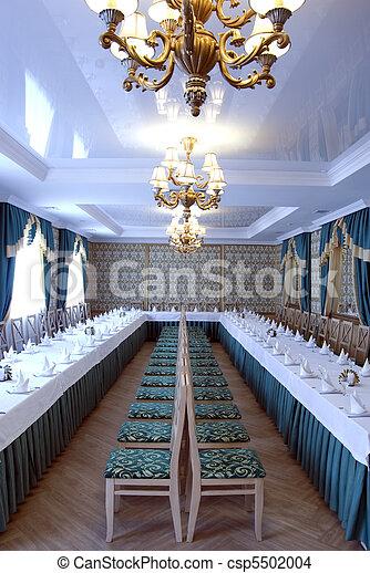 banquet hall  - csp5502004