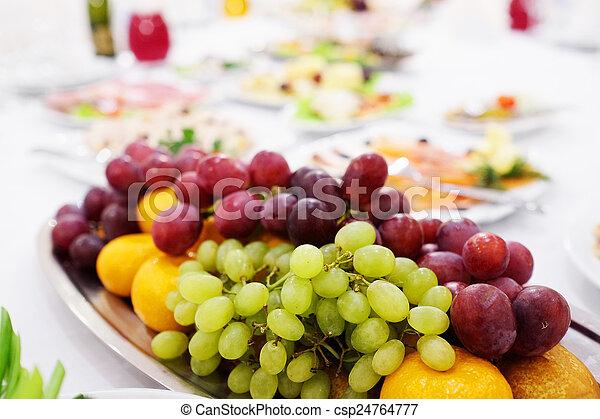 Banquet - csp24764777