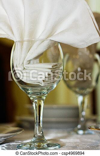 Banquet table - csp4969894