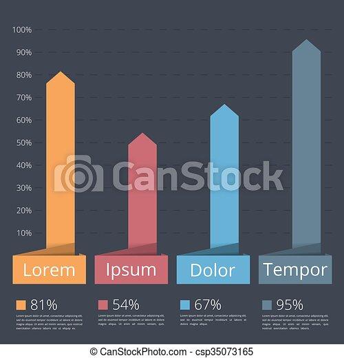 bar chart template bar chart template vertical bars showing