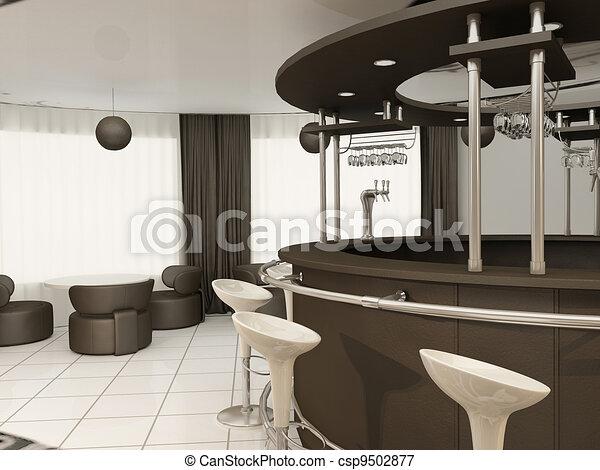 Bar Met Stoelen
