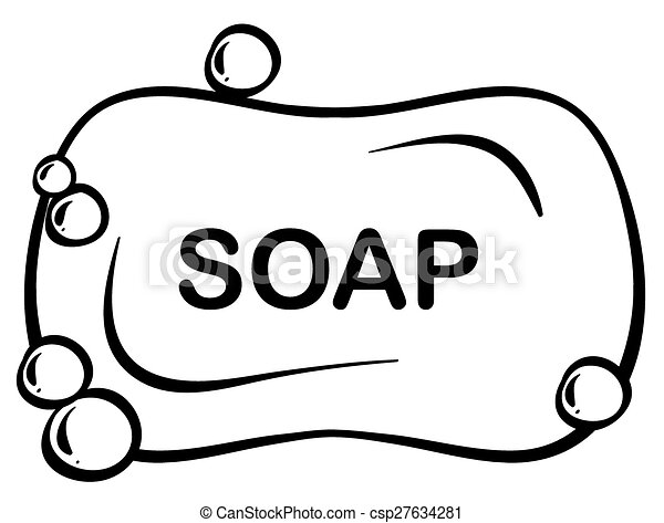 bar soap close up bar of soap with foam vector search clip art rh canstockphoto com soap clip art free soup clip art free images