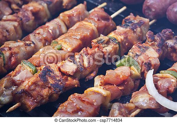 barbecue - csp7714834