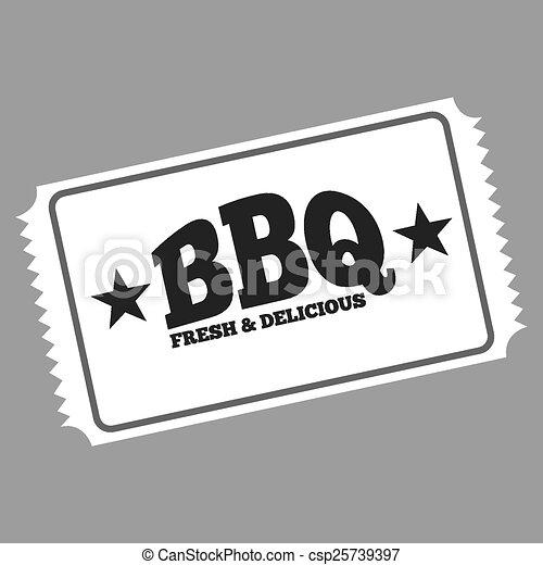 barbecue - csp25739397
