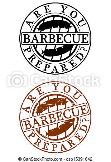 Barbecue - csp15391642