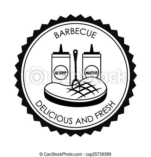 barbecue - csp25739389