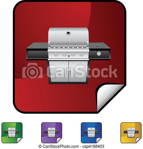 Barbecue - csp4168403