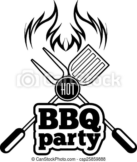 Barbecue grill - csp25859888