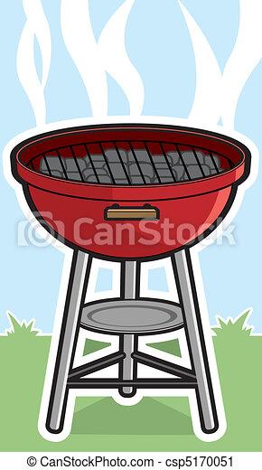 Barbecue Grill - csp5170051