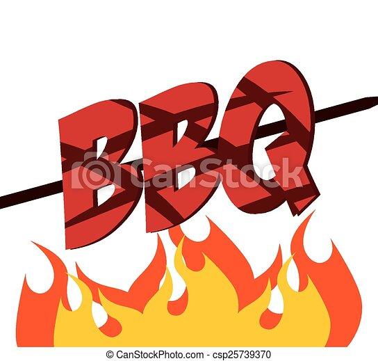 barbecue - csp25739370