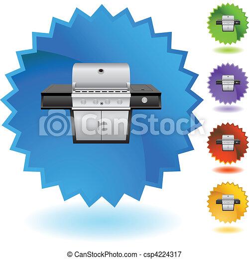 Barbecue - csp4224317