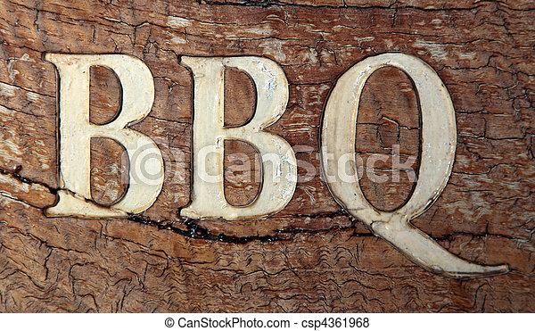 barbecue - csp4361968