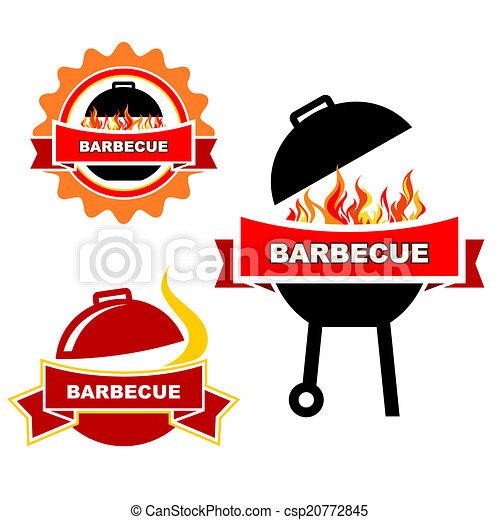 Barbecue set  - csp20772845