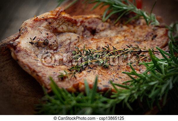 Barbecue - csp13865125