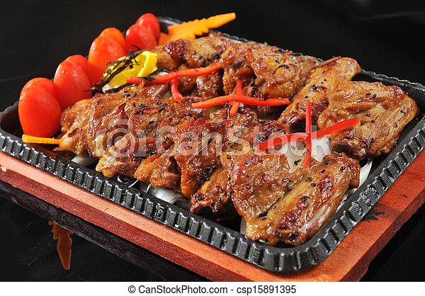Barbecue - csp15891395