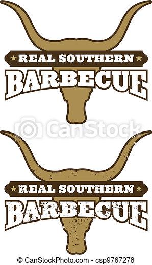 Barbecue Symbol/Icon - csp9767278