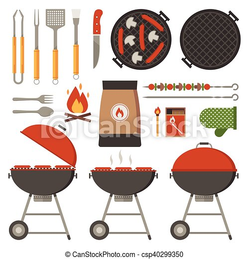 Barbecue Tools Collection