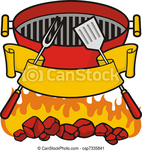 Barbeque grill - csp7335841