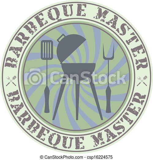 Barbeque master - csp16224575