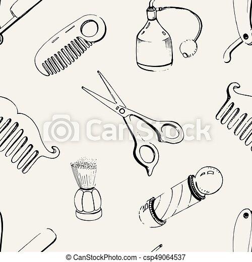 sorte barbering pics