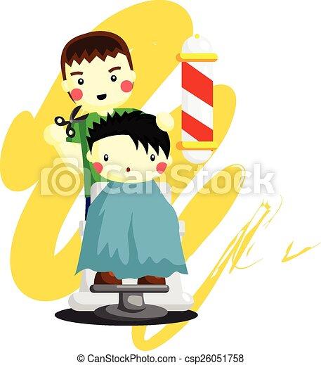 Barbershop - csp26051758