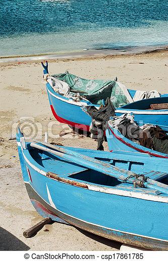 barca blu - csp17861785
