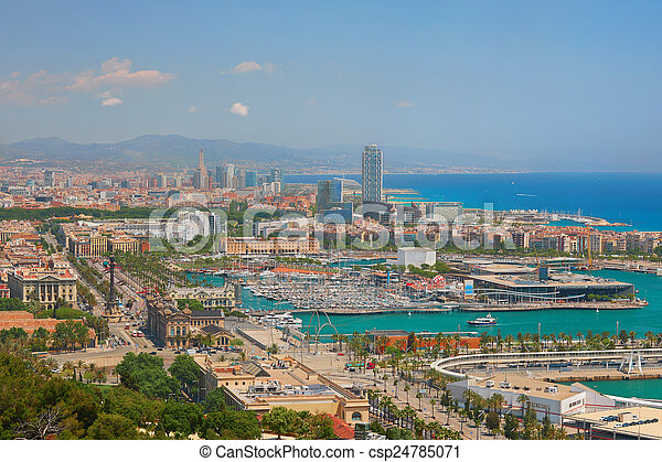 Barcelona - csp24785071