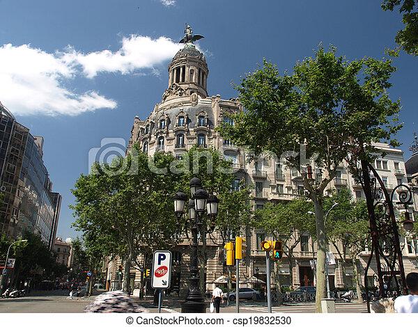 Barcelona - csp19832530