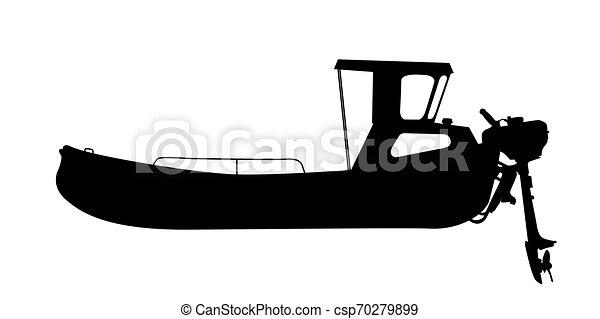 Una nave - csp70279899