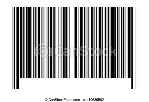barcode - csp19639562