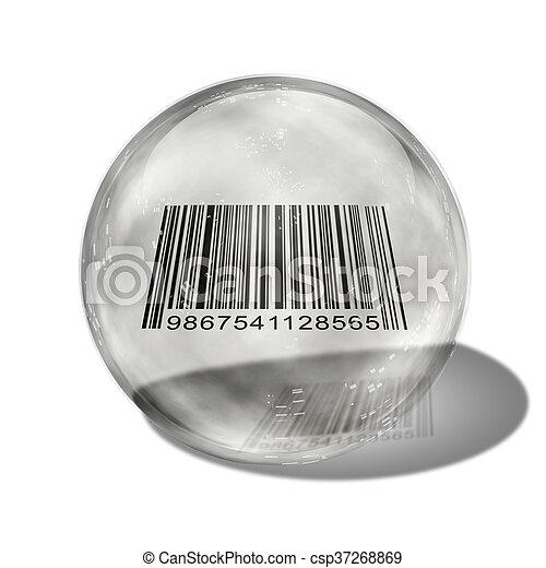 barcode - csp37268869