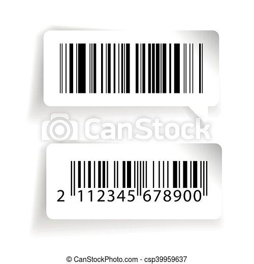 barcode labels vector set vectors search clip art illustration