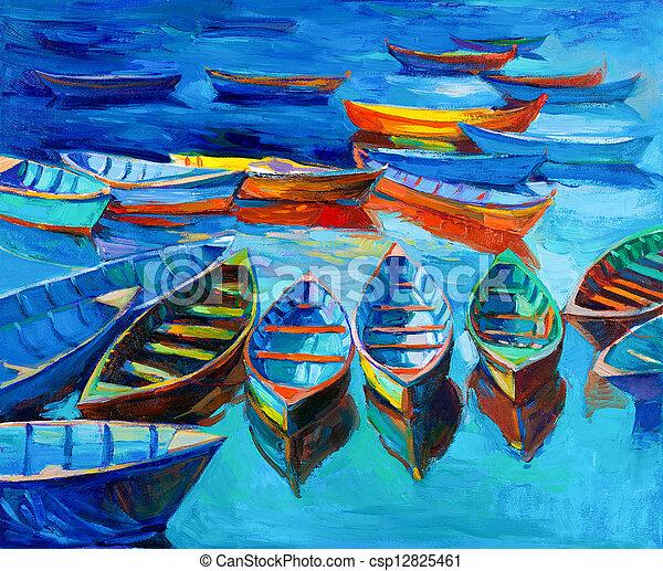 barcos - csp12825461