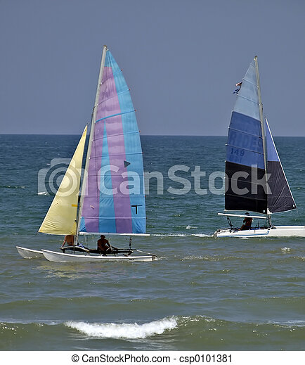 barcos, vela - csp0101381