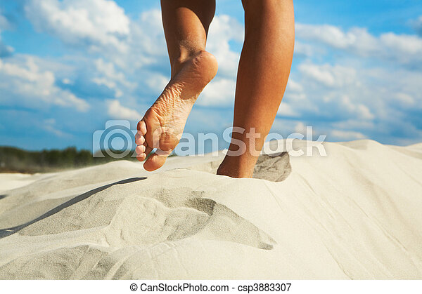 Barefoot - csp3883307
