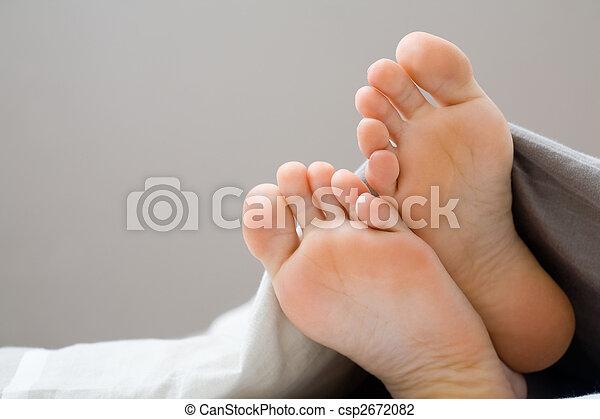 Barefoot - csp2672082