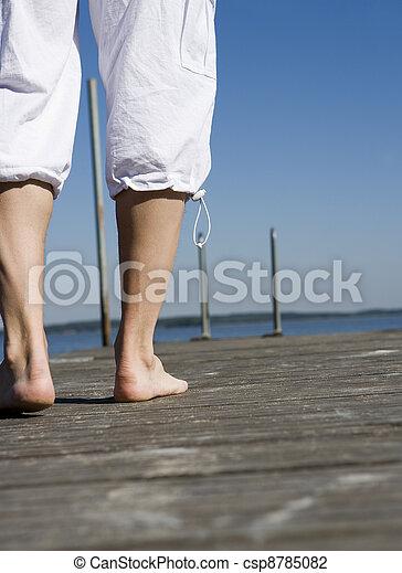 Barefoot - csp8785082