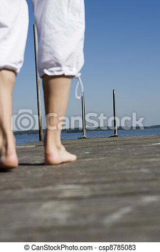 Barefoot - csp8785083