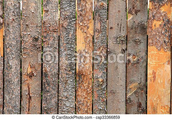 bark wood texture - csp33366859